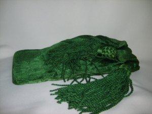 Silk Sash - Green