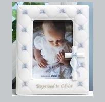 Boy Baptism Frame 42988