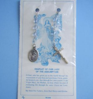CHAPLET OF THE ASSUMPTION RC208
