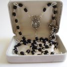 BLACK ROSARY SR3518PC