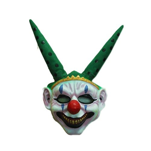 Halloween Funny with Horn Clown Mask D65531