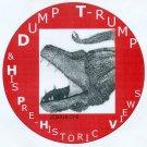 DUMP T-RUMP ANTI-TRUMP BUTTON!