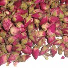 1 oz. Miniature Chinese Rose Buds - Dried Tea Herb Flower Rosebuds Wedding Decor