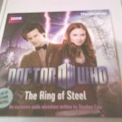 Doctor Who Audio CD The Ring Of Steel The Observer