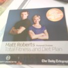 Matt Roberts Total Fitness And Diet Plan DVD Promo Mail
