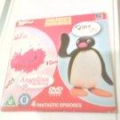 Angelina & Pingu DVD Promo The Mirror Childfrens Kids