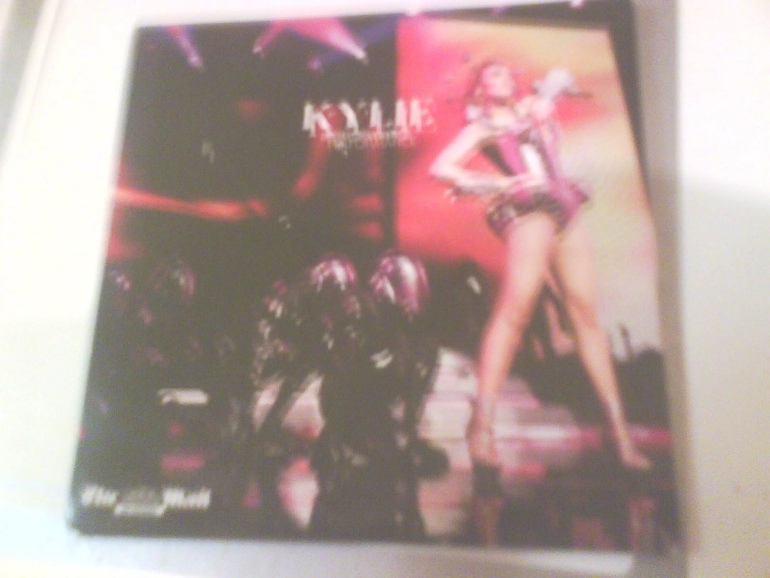 Kylie Performance CD Promo The Mail 13 Tracks New