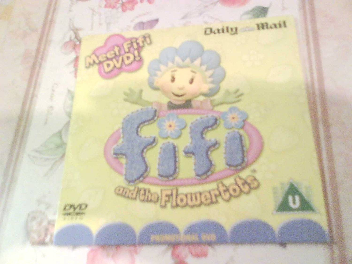 Fifi And The Flowertots DVD Promo The Mail Childrens