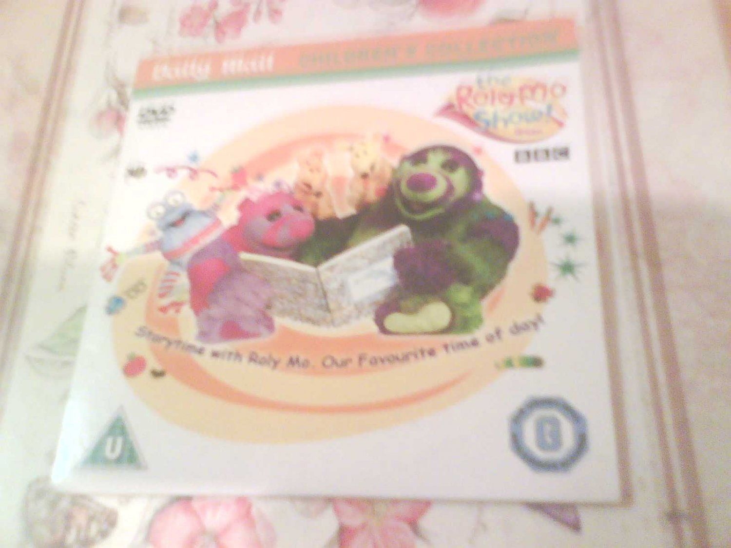 Roly Mo Show DVD Promo The Mail Story Time Fimbles Kids