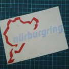 Nurburgring Circuit Stickers - REFLECTIVE