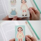 Little Doll Sticky Memo - Booklet