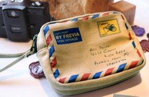 Air Mail - Camera Case