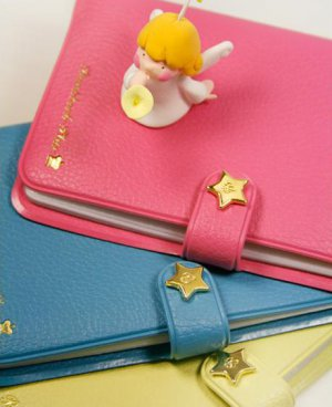 Star Clipped Bank Book