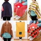 1200 x 740 mm Multi-Function Wearable Blanket