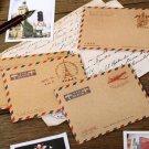 10 pieces of Retro Envelopes