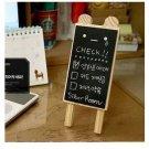 Mini Rabbit Black Board