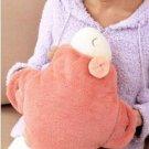 Kawaii Sheep Electric Hand Warmer Plush