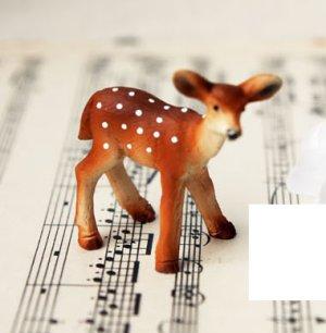 Deer Deco Figures