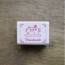 Birchwood Handmade Stamp