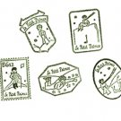 Le Petit Prince Stamps