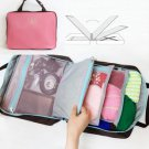 Travel Light Partition Bag with Separate Compartments