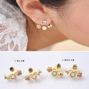 Chic Flower-Butterfly-Bow Earrings
