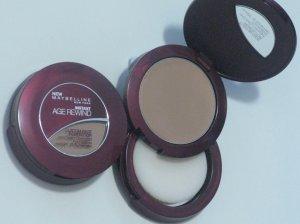 Maybelline Foundation Cream Creamy Instant  Age Rewind Compact (SPF 18)
