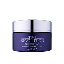 Missha Time Revolution Night Repair Perfect Master Cream 50 ml