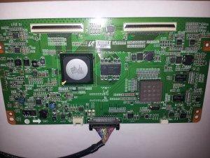 T-con board, bn81-02358a, un46b6000vfxza,2009FA7M4C4LV0.9