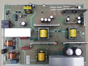 MPF4307, power supply for 47HL167