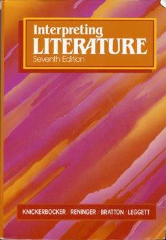 Interpreting Literature Seventh Edition