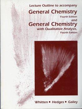 General Chemistry Fourth Edition