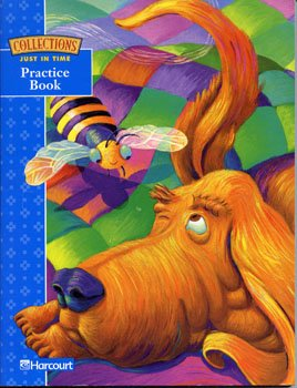 Collections Just in Time Practice Book Grammer Grade 2