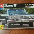 AMT 1:25 1963 Chevy Impala SS Model Kit