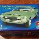 AMT 1968 Shelby GT-500 Model Kit