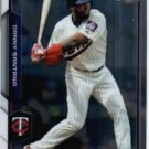 2015 Bowman Chrome Danny Santana #159 Twins NRMT+