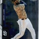 2015 Bowman Chrome Matt Kemp #116 Padres NRMT+