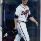 2015 Bowman Chrome Alex Wood #143 Braves NRMT+