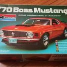 Monogram 1/24 1970 Boss Ford Mustang Model Kit