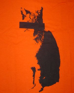Criminal Cat T-Shirt