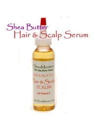Shea Butter Hair & Scalp Serum