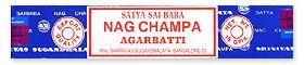 Authentic  Satya Sai Baba Nag Champa Incense
