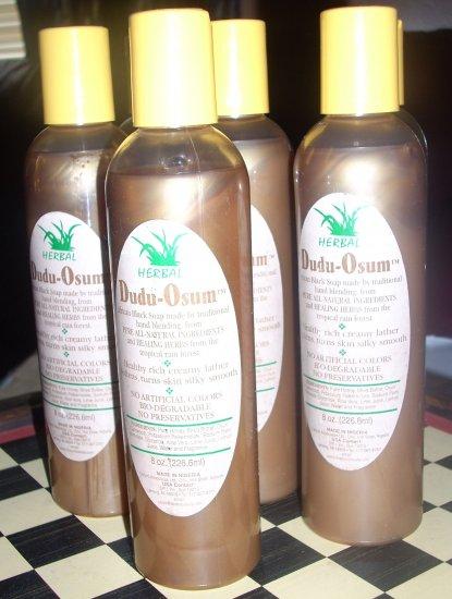 Dudu Osum African Black Soap, liquid