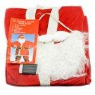 Full Set Men Christmas Santa Claus Suit (without boots) #11320