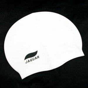 Silicone Swim Cap (WHITE) #51426
