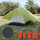 Tarp Tarpaulin Tent Shelter Heavy Duty L (DARK GREEN) #51004