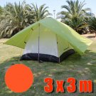 Tarp Tarpaulin Tent Shelter Heavy Duty L (ORANGE RED) #51155