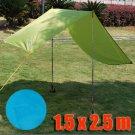 Tarp Tarpaulin Tent Shelter Heavy Duty S (BLUE) #51007