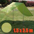 Tarp Tarpaulin Tent Shelter Heavy Duty S (OLIVE) #50834