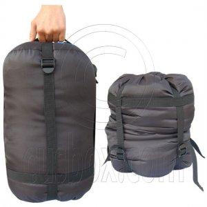BlueField Lightweight Compression Stuff Sack Bag (BLACK) #51467